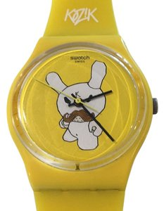 Swatch swatch Kozik limited edition