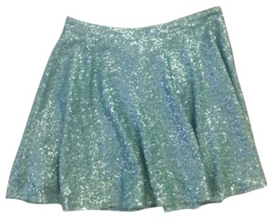 Forever 21 Mini Skirt Mint green