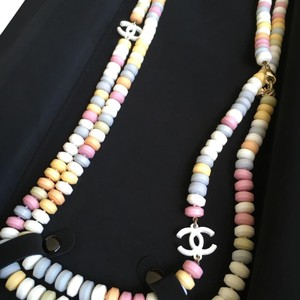 Chanel Chanel Limited Edition Candy Double CC Necklace