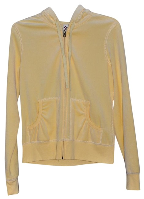 Item - Yellow Activewear Outerwear Size 12 (L, 32, 33)