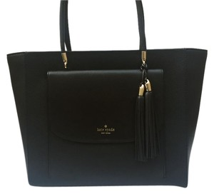 Kate Spade Laptop Work Professional Tote in Black