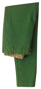 Jules & Leopold Capri/Cropped Pants Green