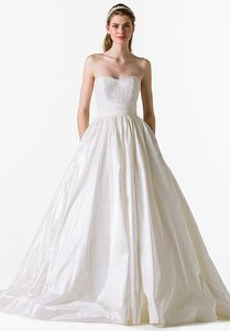 Anne Barge Charlotte Dress Blue Willow Collection Spring 2015 Wedding Dress