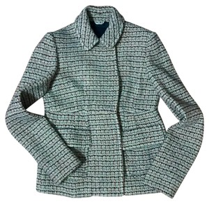 Miu Miu Multicolored wool-blend tweed Blazer