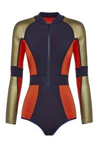 Duskii Duskii Temptation Long-Sleeve Gold Wetsuit