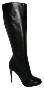 Christian Louboutin Cl Black Boots