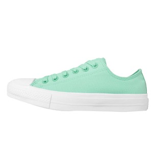 Converse Vintage Classic Grunge Teal green Flats