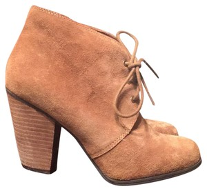 Sole Society Tan Boots