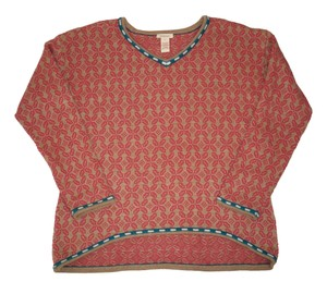Sundance Knit Soft Printed Asymmetric Sweater