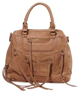 Urban Expressions Satchel in Tan