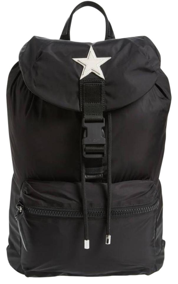 90ab2feef3 Givenchy Obsedia Black Nylon Backpack - Tradesy