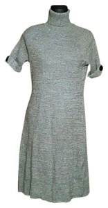 Moda International short dress Gray Knit on Tradesy