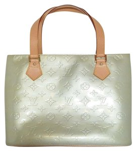 Louis Vuitton Tote in green clair