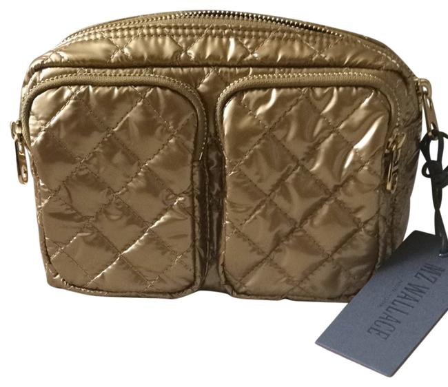 Item - Gold Limited Edition Quilted Cosmetic Bag