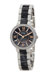 Fossil Virginia Crystal Accented Watch