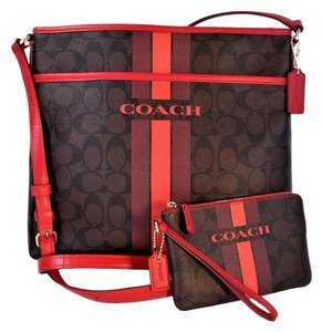 Coach Tablet Cross Body Bag