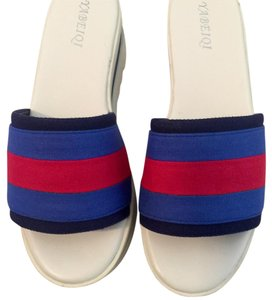 Other Red, white, blue & black Sandals