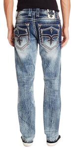 Rock Revival Straight Leg Jeans