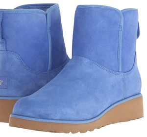 UGG Australia Wedge Nwt New With Tags Blue Boots