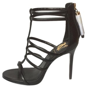 Vince Camuto New With Tags Nwt Stiletto Black Sandals