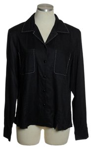 Nexx Button Down Shirt Black
