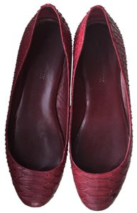 Bara Boux Dark red / cherry / burgundy Flats