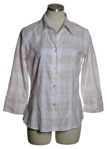 Ninety Button Down Shirt Pink