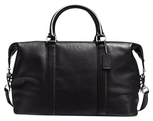 Coach Black Travel Bag