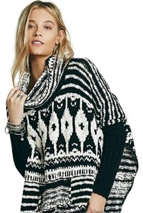 Free People Poncho Cape