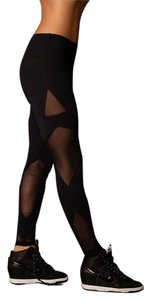 Ziane Active Ziane Active CUT TO THE CHASE Mesh Leggings