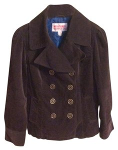 Mossimo Supply Co. Dark Brown Jacket