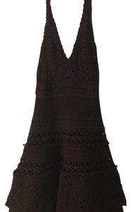 Moda International short dress Brown on Tradesy