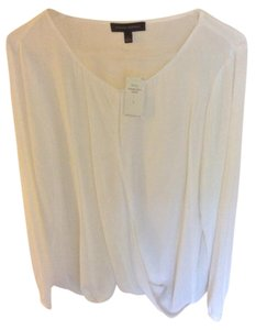 Banana Republic Nwt Size L Buy Me Now Top White