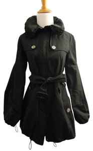 Burberry London Rain Fashion Black Jacket