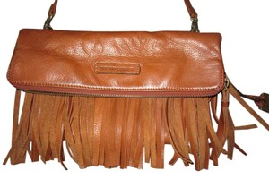 Frye Tan Cross Body Bag