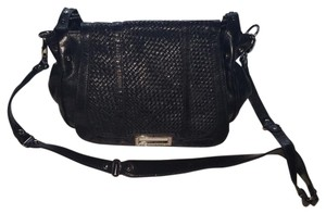 Rebecca Minkoff Leather Black Shoulder Bag