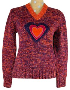 Escada Hearth Chunky Knit Sweater