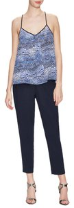 Trina Turk Relaxed Pants Navy