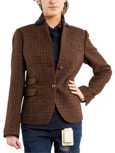 J.Crew Brown/Multi Jacket