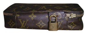 Louis Vuitton Louis Vuitton Monogram Monte Carlo Jewelry Case (Authentic Pre Owned)