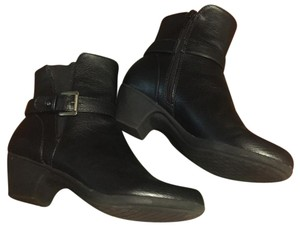 Coach booties Black Boots