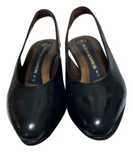 Peter Kaiser navy blue Pumps