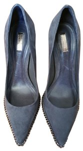 SCHUTZ Gray Pumps
