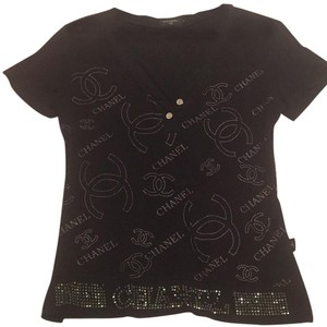Chanel Top Black