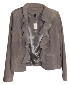 White House | Black Market Gray Blazer