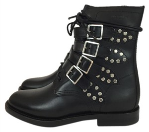 Saint Laurent Hedi Slimane Black Boots