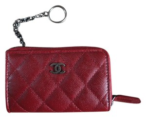 Chanel O-Key Holder
