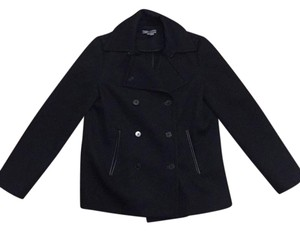 Vince Lightweight Neoprene Pea Coat