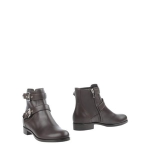 Gianvito Rossi Dark brown Boots