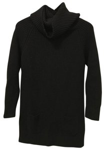 Vue Wool Knit Cowl Neck Sweater